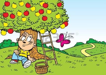Chuyện kể của cây táo