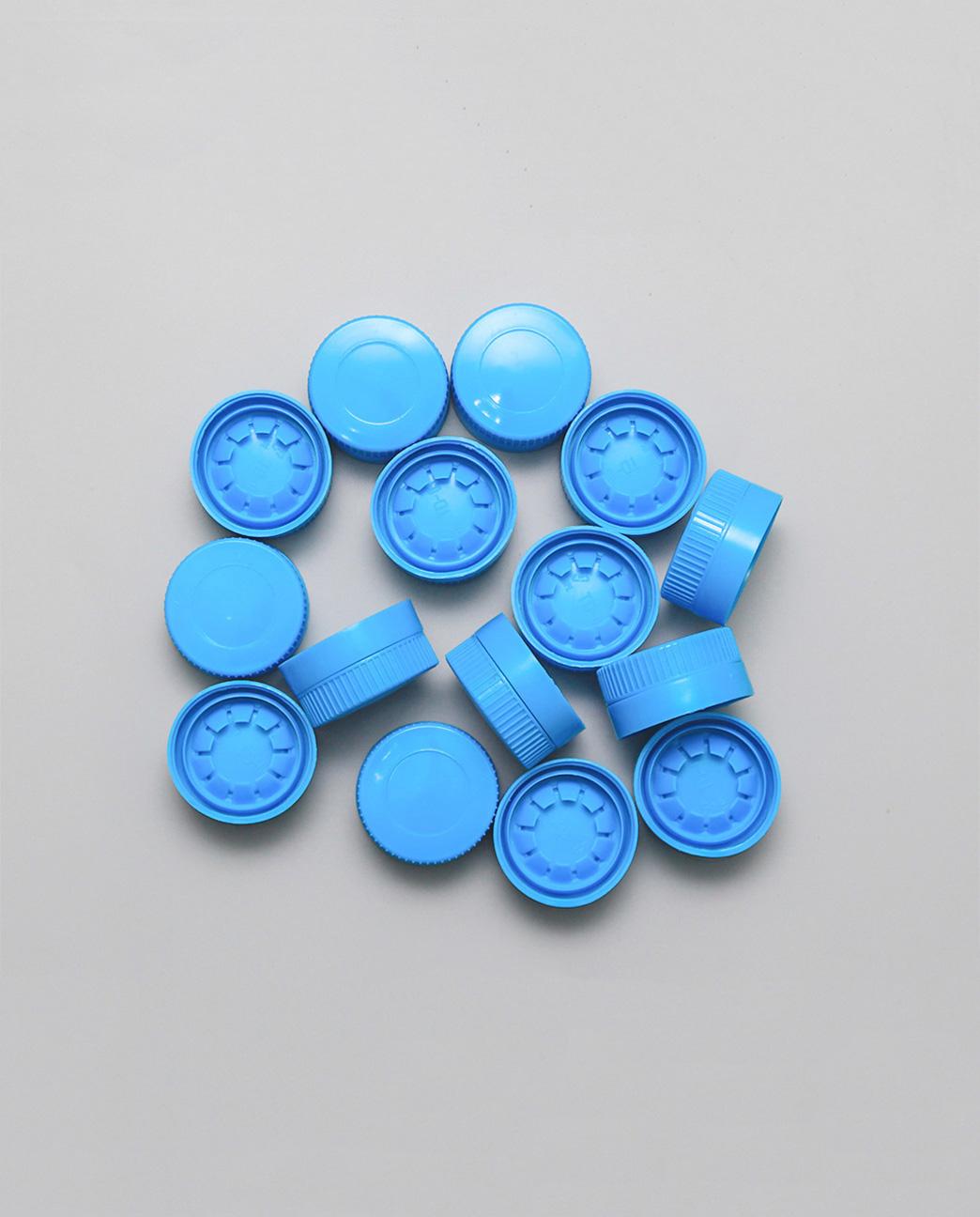 Bộ nắp 5L xanh dương