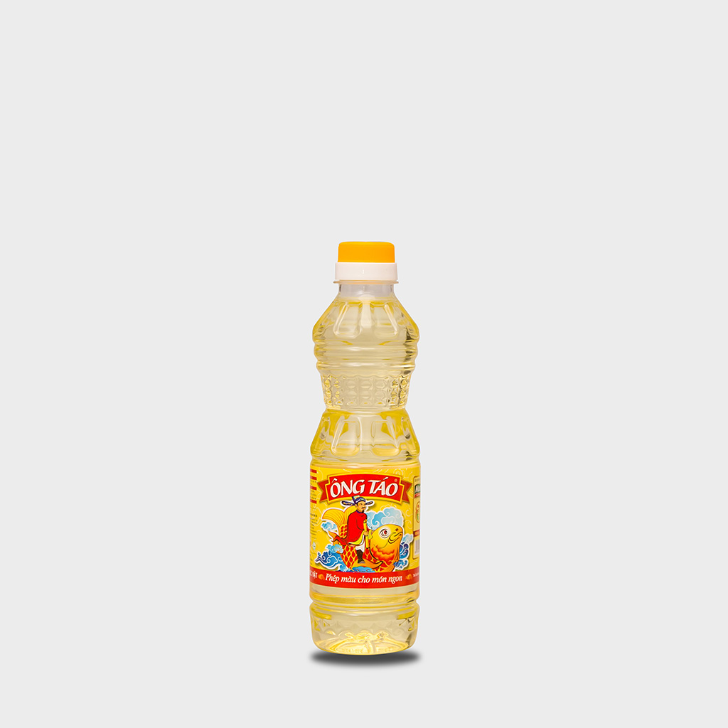 Chai PET 400ml