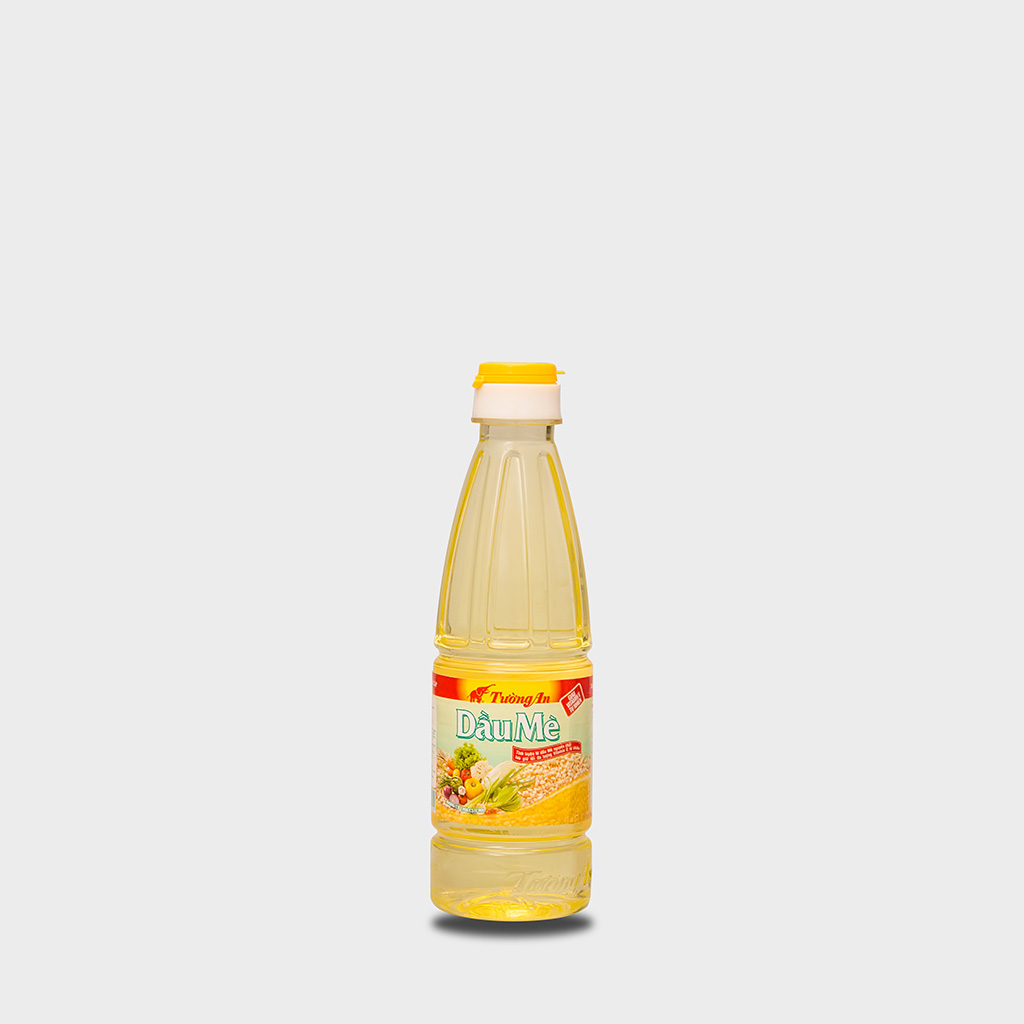 Chai PET 400ml sọc